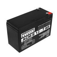 Аккумулятор LogicPower AGM В 12-7 AH
