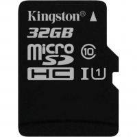 Карта памяти Kingston microSDHC 32GB Canvas Select Class 10 UHS-1 U1