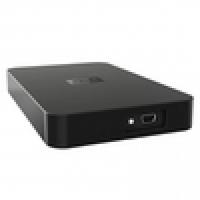 Внешний HDD Western Digital Elements 320GB USB 2.0 Black