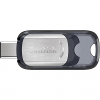 USB накопитель SanDisk Ultra Dual Type C USB 3.1 32GB Black