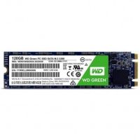 Накопитель SSD Western Digital Green M.2 120GB 2280 SATAIII 3D NAND (TLC)