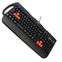 Клавиатура A4Tech X7-G700 PS/2 Black
