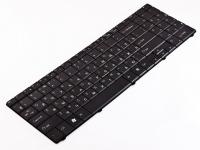 Клавиатура для ноутбука Packard Bell EasyNote ML61 ML65 черная