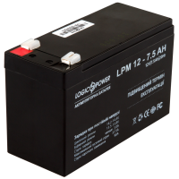 Аккумулятор LogicPower AGM LPM 12-7.5 AH