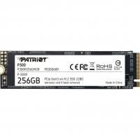 Накопитель SSD Patriot P300 M.2 2280 256GB 3D NAND TLC