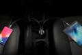 Автомобильное зарядное устройство Baseus Gentry Dual-U Quick Charge Black