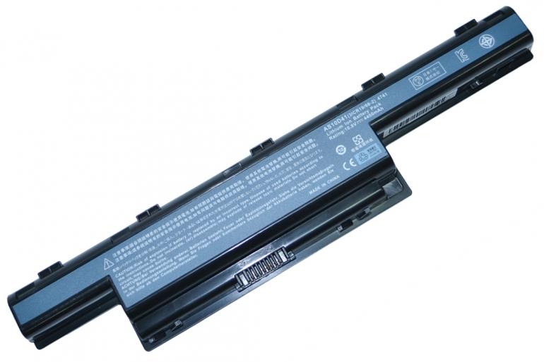 Батарея для ноутбука Acer Aspire 4552 5551 7551 TM 5740 7740 eMachines D528 E440 G640 E640 10.8V 4400mAh