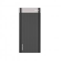 Внешний Aккулятор Baseus Parallel Quick Charge 3.0 Type-C 20000mAh 18W Black