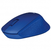 Мышь Logitech M330 Wireless Blue
