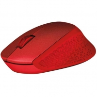 Мышь Logitech M330 Wireless Red