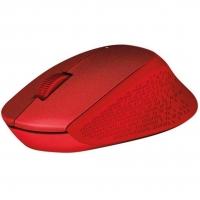 Мышь Logitech M330 Wireless Red