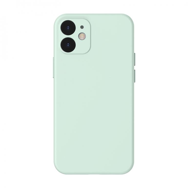 Чехол Baseus для iPhone 12 Мятный