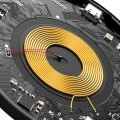 Беспроводное зарядное устройство Baseus Simple Magnetic Черный