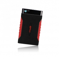 Внешний HDD Silicon Power Armor A15 1TB USB 3.0 Red