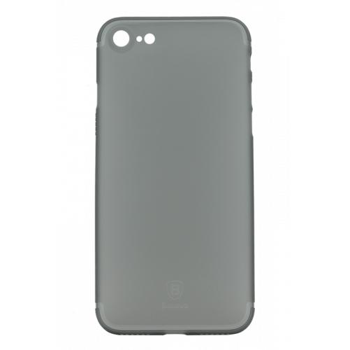 Чехол Baseus для iPhone 8/7 Slim Transparent Black