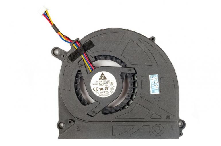 Вентилятор Asus K40 K40AB K40AF K40IN K50I K50IJ K501 Independent Graphics OEM 4 pin