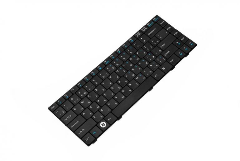 Клавиатура Asus F80 F80CR F80H F80L F80Q F80S F80X черная