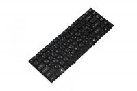Клавиатура для ноутбука Sony VPC-EA Series черная без рамки Прямой Enter