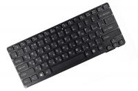 Клавиатура для ноутбука Sony VPC-CA Series черная без рамки Прямой Enter