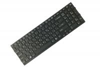 Клавиатура для ноутбука Sony VPC-CB Series черная без рамки Прямой Enter