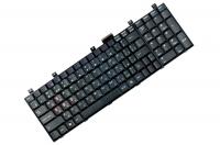 Клавиатура для ноутбука MSI VX600 EX600 черная