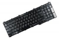 Клавиатура для ноутбука Toshiba Satellite C650 C655 L650 L655 L670 L675 черная