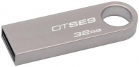 USB накопитель Kingston DataTraveler SE9 32GB Gray