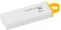 USB накопитель Kingston DataTraveler I G4 8GB White