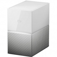 Внешний HDD Western Digital My Cloud Home Duo 8TB USB 3.0 White