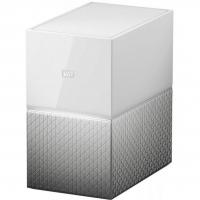 Внешний HDD Western Digital My Cloud Home Duo 8TB USB 3.0 White