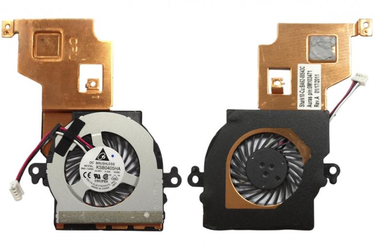 Вентилятор Samsung NF108 NF110 NF210 NF310 Original 4pin