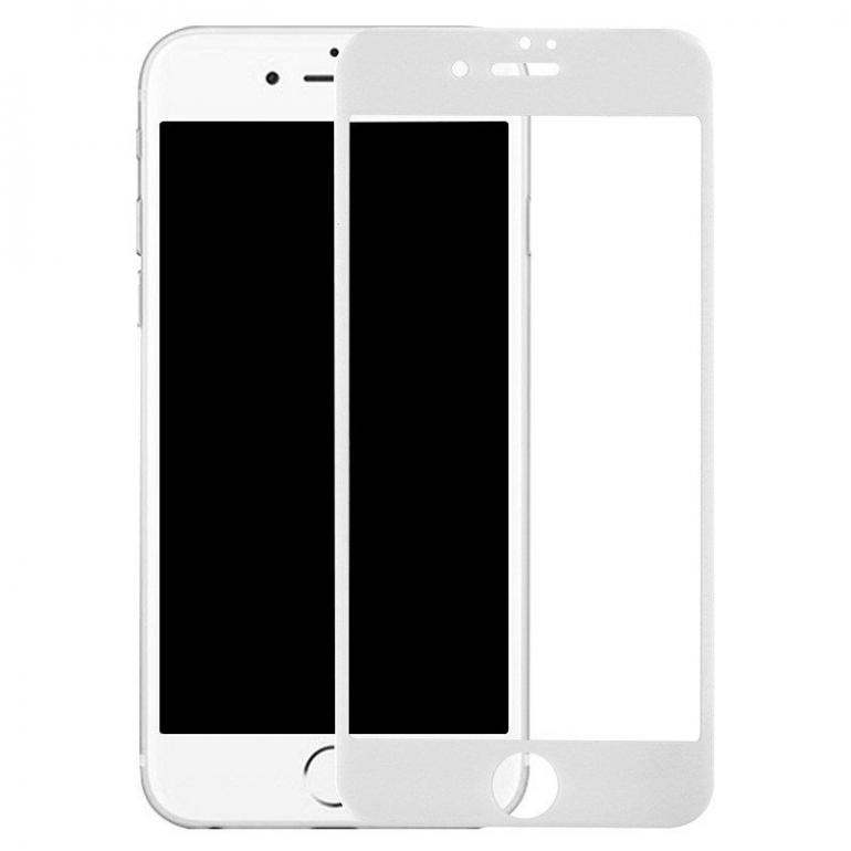 Защитное cтекло Devia Eagle Eye для iPhone SE 2020, iPhone 7, iPhone 8, 0.18mm White