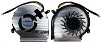 Вентилятор MSI GE72VR GP72VR GP72MVR GPU ver.1