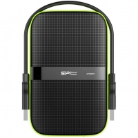 Внешний HDD Silicon Power Armor A60 1TB USB 3.0 Black