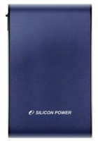 Внешний HDD Silicon Power Armor A80 1TB USB 3.0 Blue