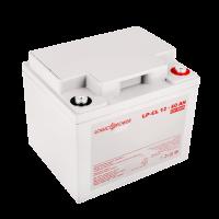 Аккумулятор гелевый LogicPower LP-GL 12-40 AH SILVER