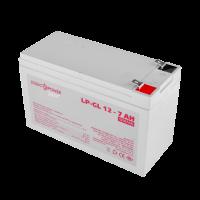 Аккумулятор гелевый LogicPower LP-GL 12-7 AH SILVER