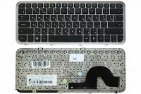 Клавиатура для ноутбука HP Pavilion DM3 DM3-1000 DM3t DM3z черная Глянец