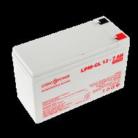 Аккумулятор гелевый LogicPower LPM-GL 12-7 AH
