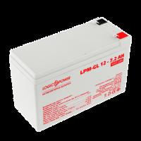 Аккумулятор гелевый LogicPower LPM-GL 12-7.2 AH