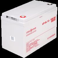Аккумулятор гелевый LogicPower LP-GL 12-100 AH SILVER
