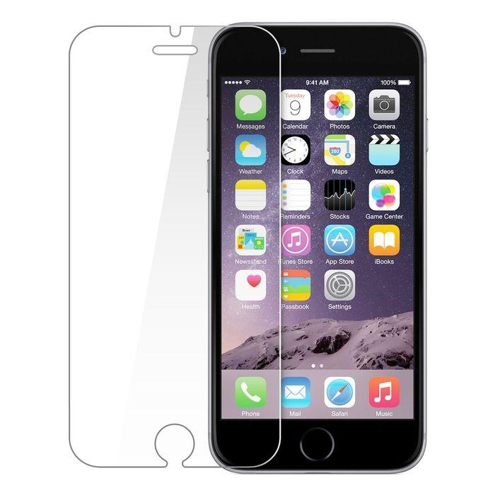 Защитное cтекло Buff для iPhone 6, iPhone 6S, 0.3mm, 9H