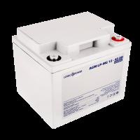 Аккумулятор мультигелевый LogicPower AGM LP-MG 12-40 AH SILVER