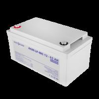 Аккумулятор мультигелевый LogicPower AGM LP-MG 12-65 AH SILVER