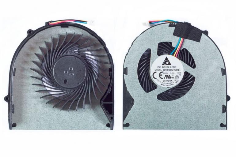 Вентилятор Lenovo IdeaPad B570 B575 V570 V575 Z570 Z575 Original 4 pin