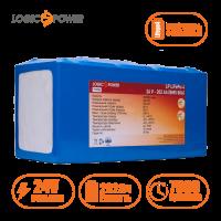 Аккумулятор LogicPower Lifepo4 24V-202Ah (BMS 80A)