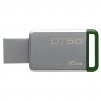 USB накопитель Kingston DataTraveler 50 16GB Gray