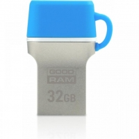 USB накопитель Goodram ODD3 32GB Silver/Blue