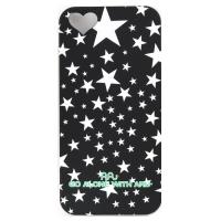 Чехол ARU для iPhone 5/5S/5SE Twinkle Star Black