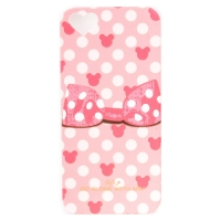 Чехол ARU для iPhone 5/5S/5SE Ribbon Pink